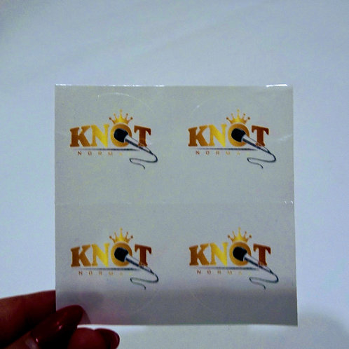 KNOT NORMAL Stickers