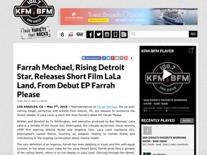 Farrah Mechael Set To Release New Short Film