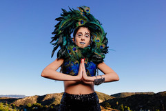 Pop Singer Farrah Mechael Promotes New Music in Peacock Concept Photo