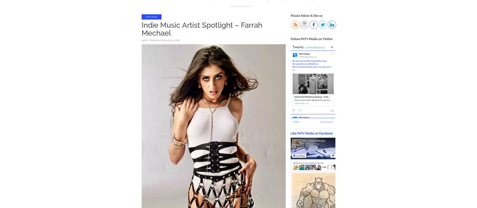 Indie Artist Go Album Review