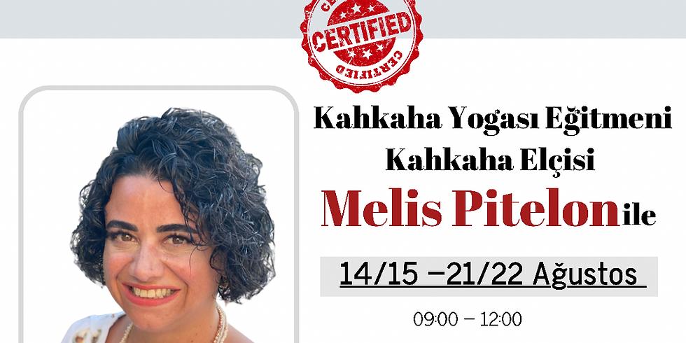 *ONLINE* Uluslararası Sertifikalı Kahkaha Yogası Liderlik Eğitimi