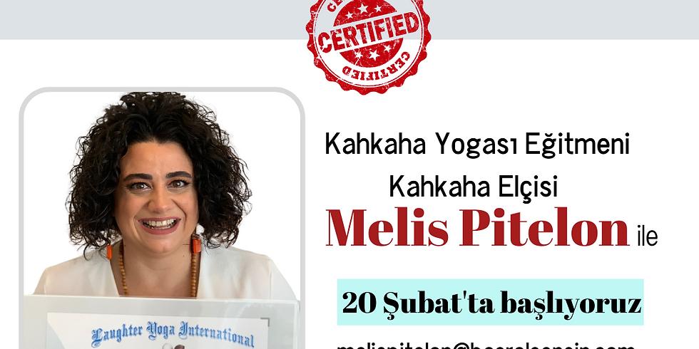 """ONLİNE - Uluslararası Sertifikalı Kahkaha Yogası Liderlik Eğitimi"""""""