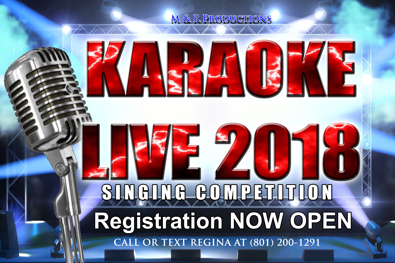 KARAOKE LIVE 2018