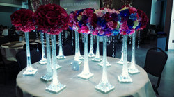 Centerpieces for Queens Ball 2019