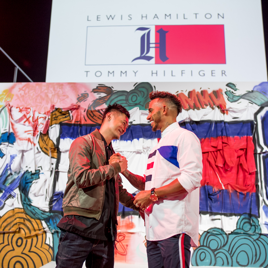 Tommy Hilfiger, Shanghai, event