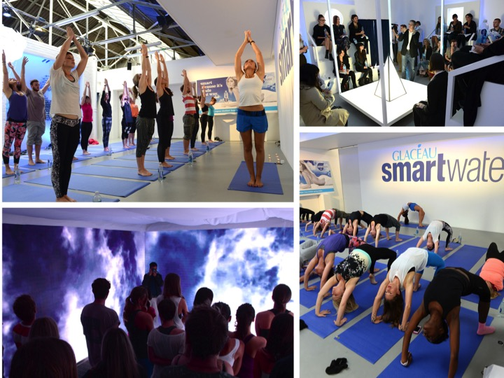 Smartwater Launch