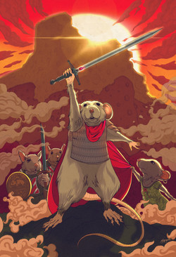 The Might and Power of King Raturo