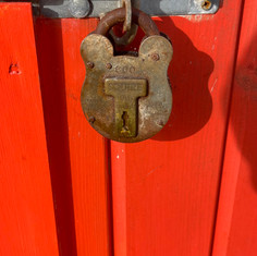 Mickey Mouse lock