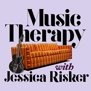 MUSIC THERAPY PODCAST ICON 13 just black