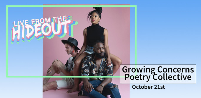 Growing Concerns Poetry Collective