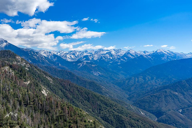 Moro Rock - Sequoia National Park
