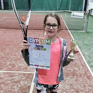 Natasza Urbańska-akademia tenisa katarzyny pyka