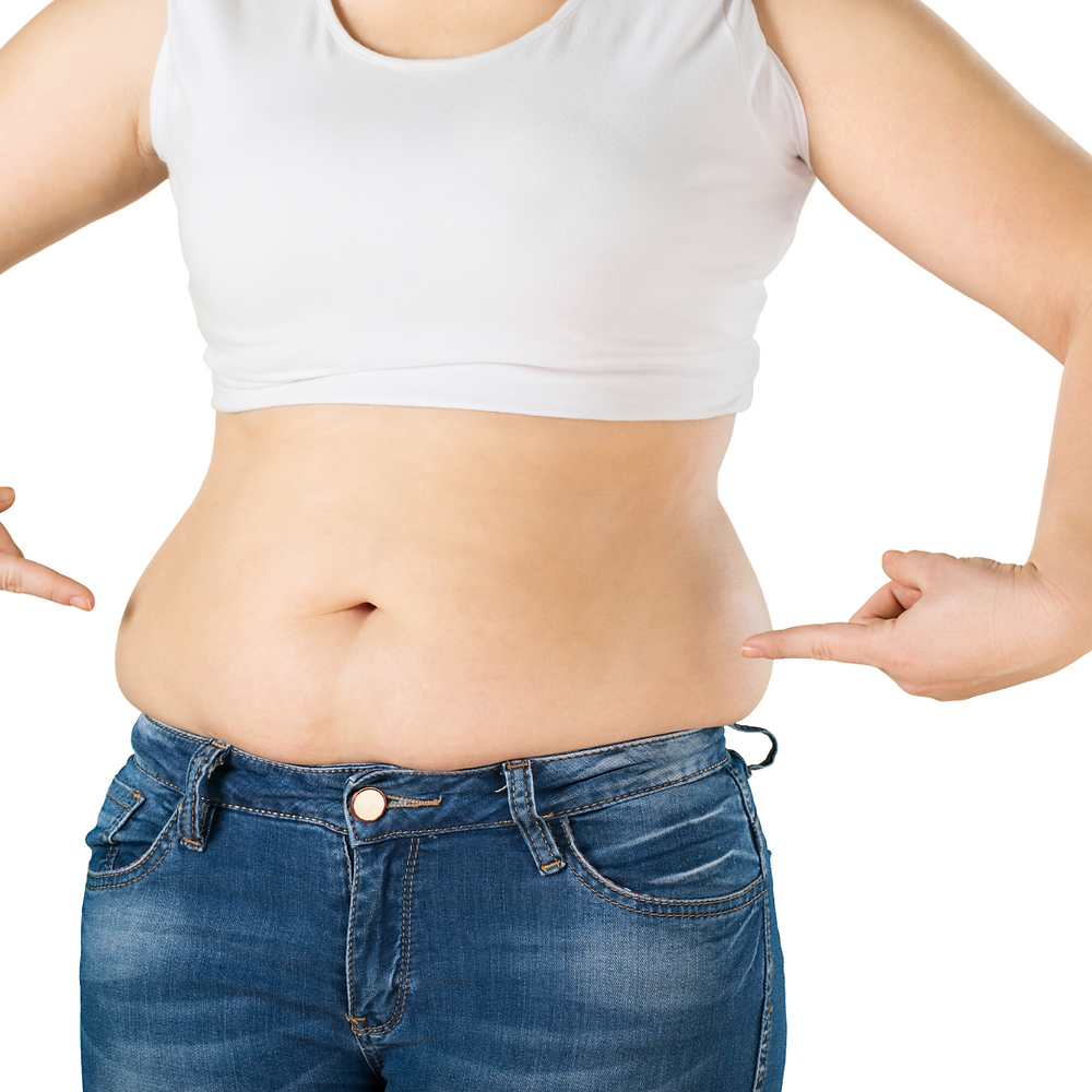 belly fat, weight loss resistance, insulin resistance, pre-diabetes, hormonal weight gain