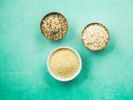 Eat These Amazing Grains Without the Gluten Shame