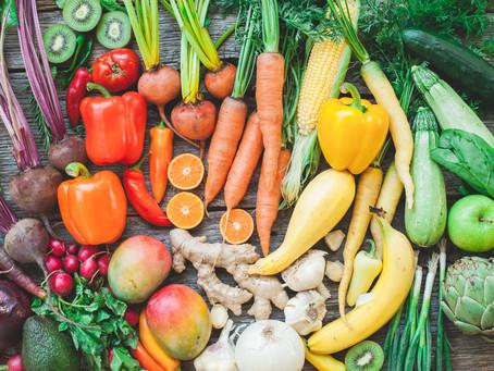 Food Pride: Eat the Rainbow