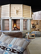 Altapura hotel design Val Thorens