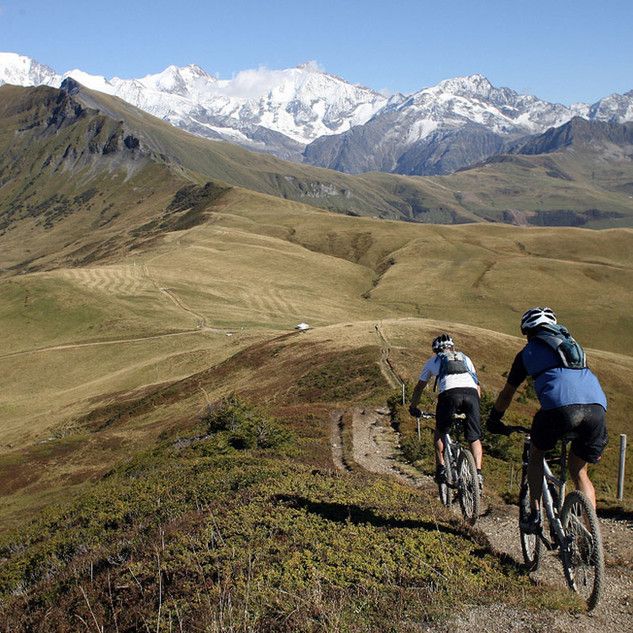 Incentive mountains French Alps Maisons & Hotels Sibuet