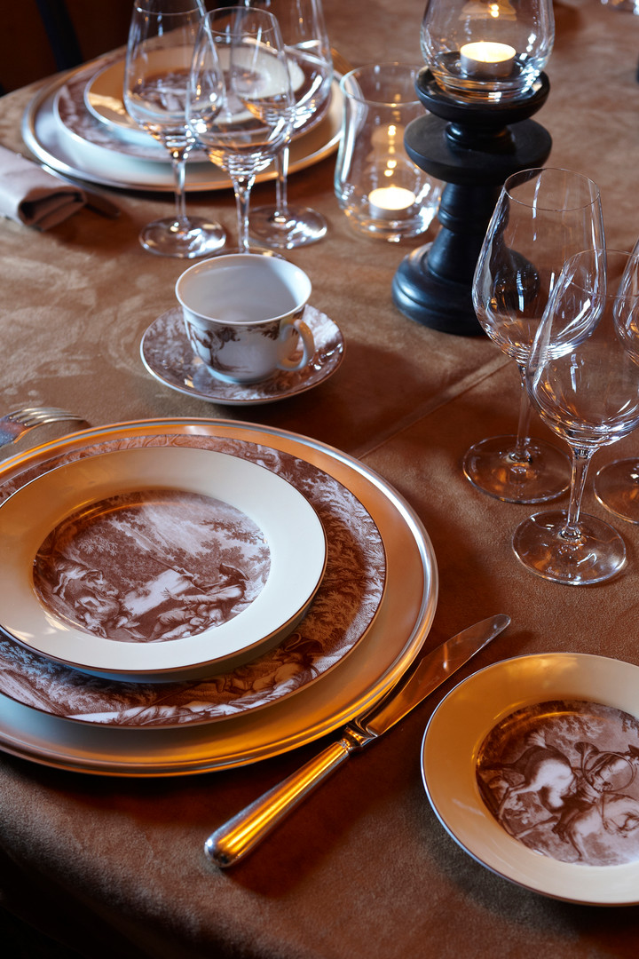 Gastronomie et art de vivre maisons et hotels sibuet