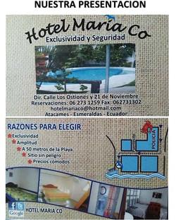 hotel maria corina