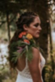 Bride  - Gabriela Gown - by Rish