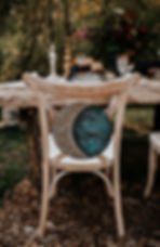 Wedding Chair - Rish Bridal
