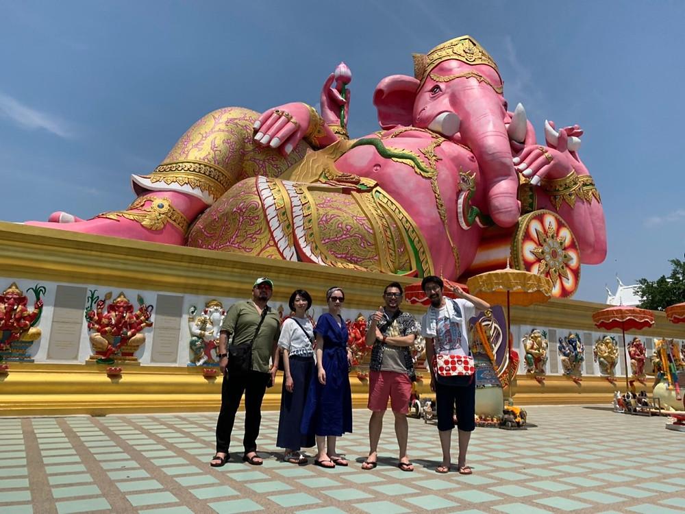 タイ ガネーシャ