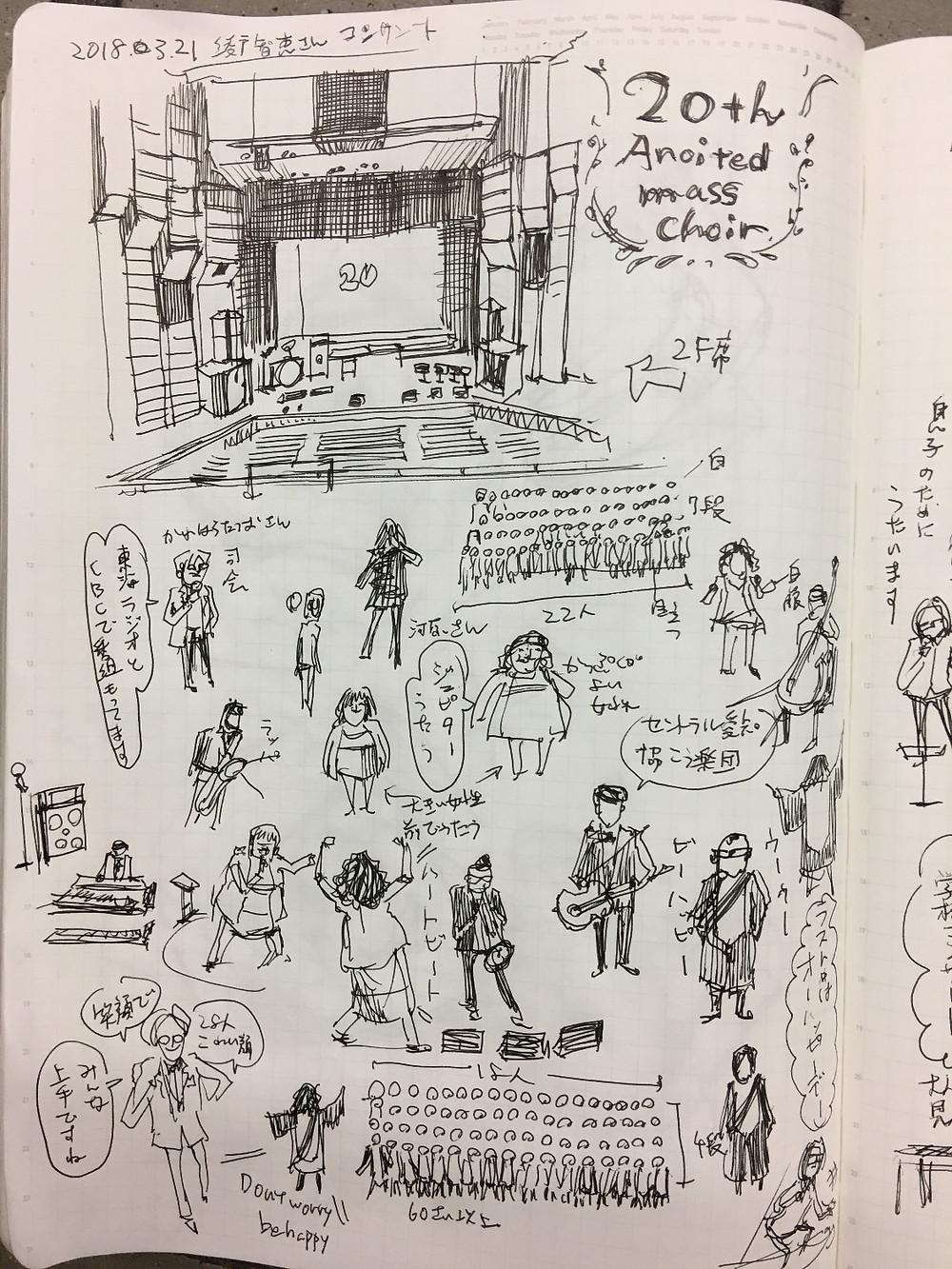 ゴスペルコンサート