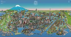 富士塚マップ