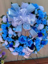 Custom Sports Wreath S04