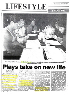 'Plays Take on New Life'