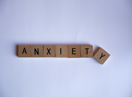 What is trending on the anxiety front?