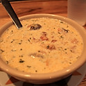 Rons Famous Clam Chowder