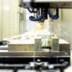 CNC Milling, Machining