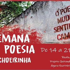 8ª Semana de Poesia de Cachoeirinha