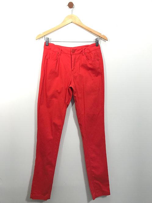 Calça Vermelha - Brechó