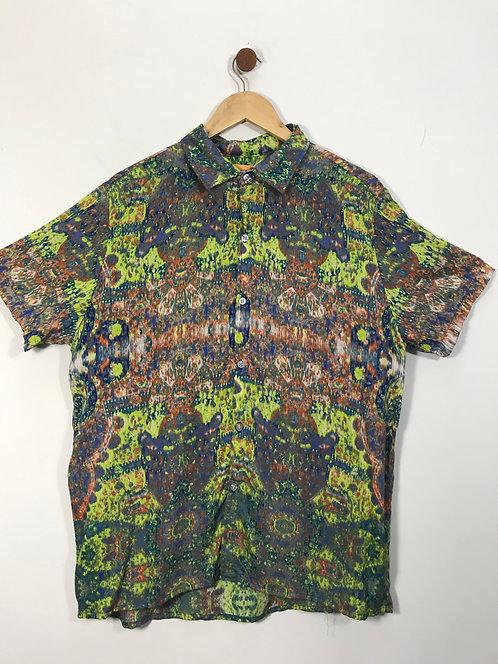 Camisa Estampada - DuBalaio