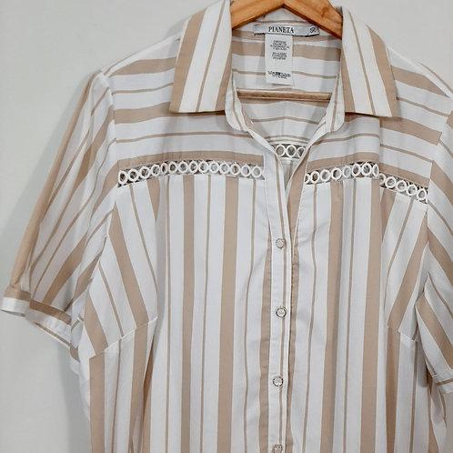 Camisa Pianeta - Brechó