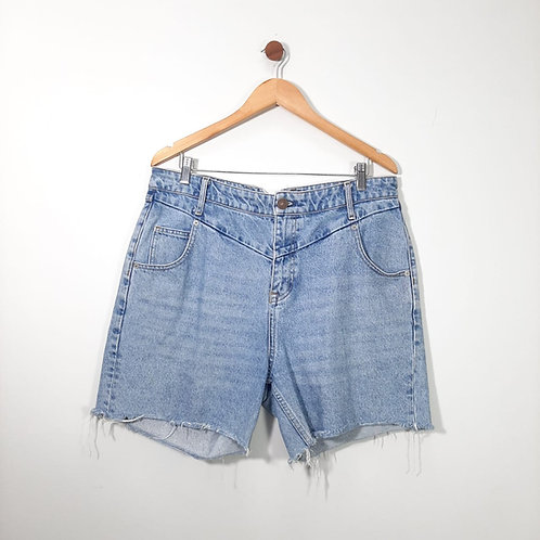 Bermuda Jeans - Brechó
