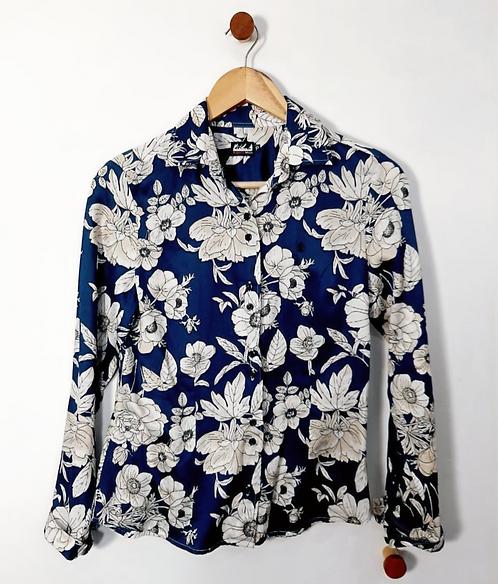 Camisa Floral - Brechó