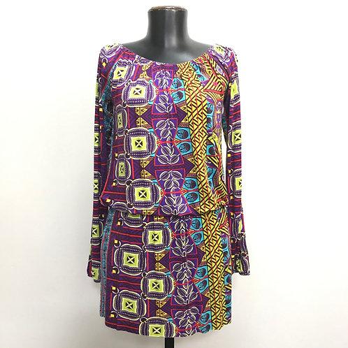 Vestido Etnico - Brechó