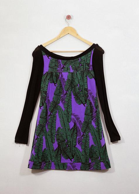Vestido de Malha - Brechó