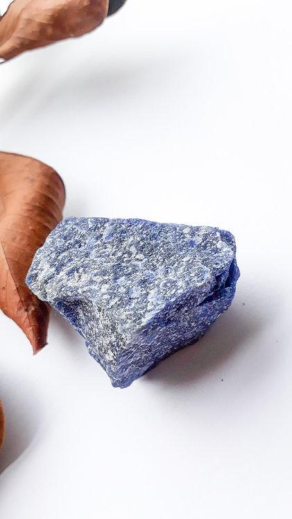 Pedra Bruta Quartzo Azul - Lilith Gems