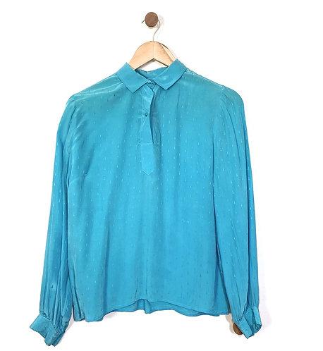 Camisa Aqua - Brechó