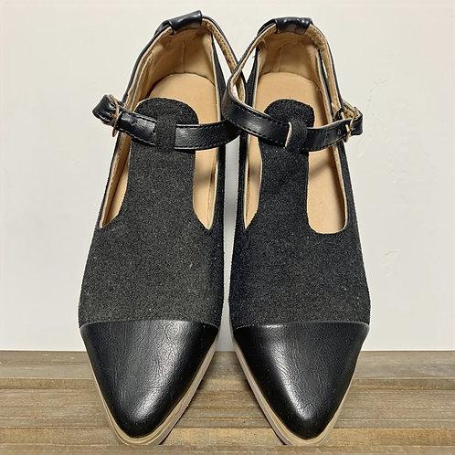 Sapato Retrô - Brechó