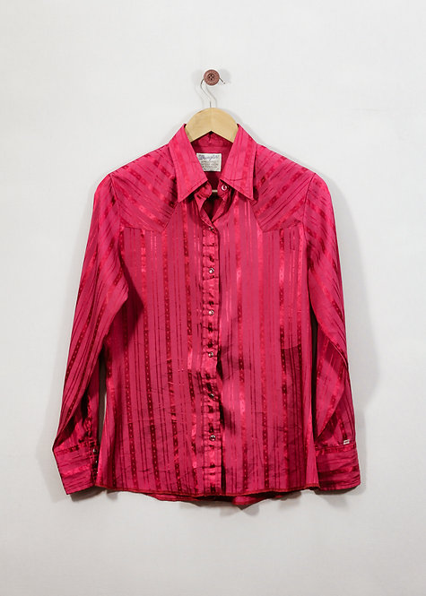 Camisa Wangler anos 90 - Brechó
