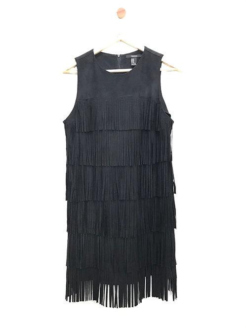 Vestido Franjas - Brechó