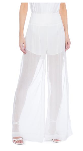 Calça Pantalona Pearl - Brechó