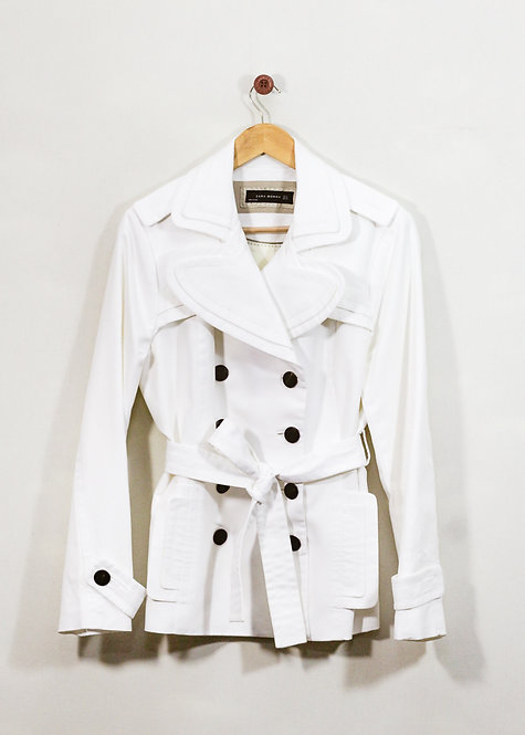 Trench Coat Zara - Brechó