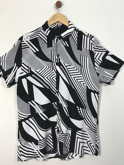 Camisa Geométrica - Du Balaio