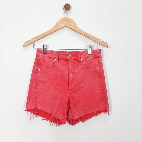 Shorts American Eagle - Brechó